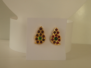 Kemp earrings E3