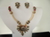 Rajasthani pearl necklace set 14