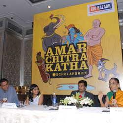 "ACK Media launches the ""Amar Chitra Katha Scholarship"" in memory of Uncle Pai"