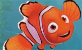 Draw and Paint Nemo the Fish, Watch FINDING NEMO