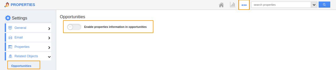 Disable Opportunities