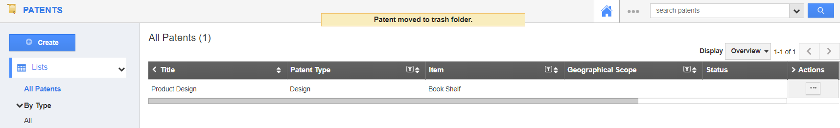 Patent Deleted