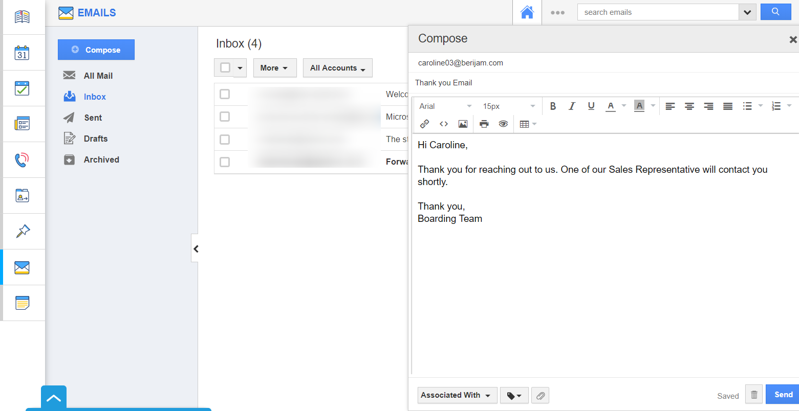 Compose Email