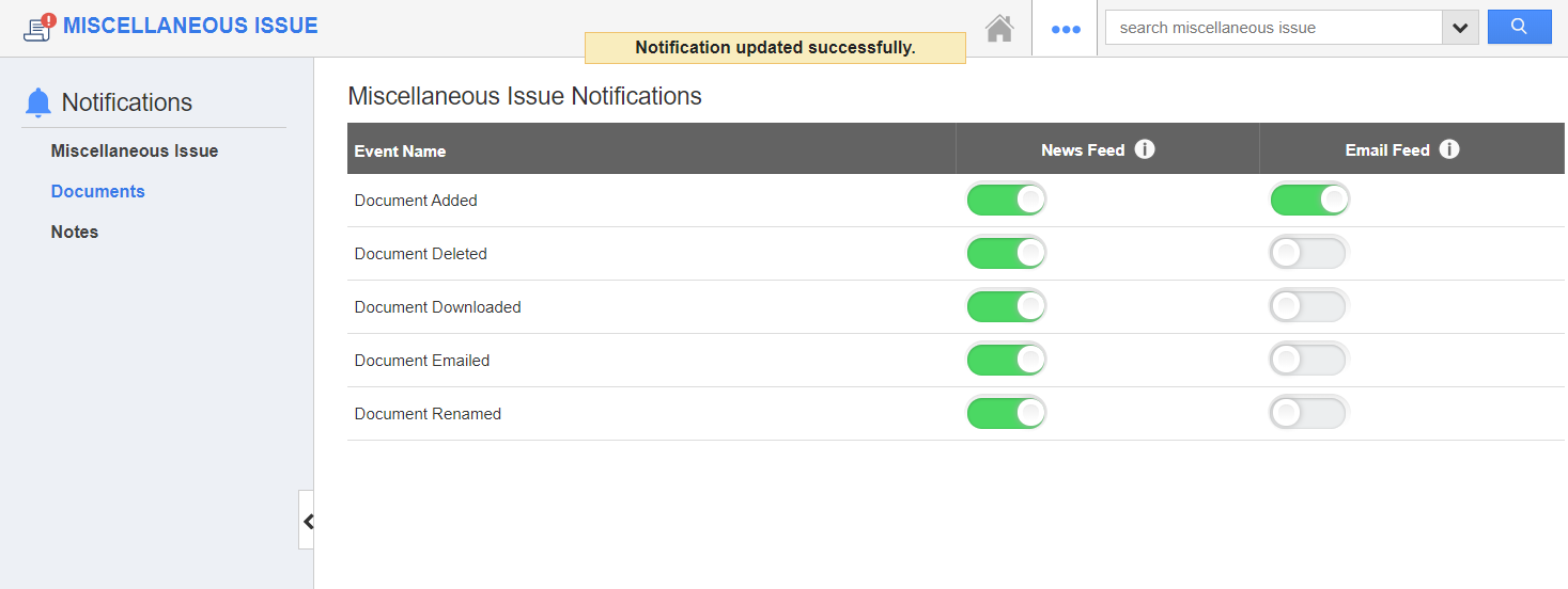 Enabled Toggle