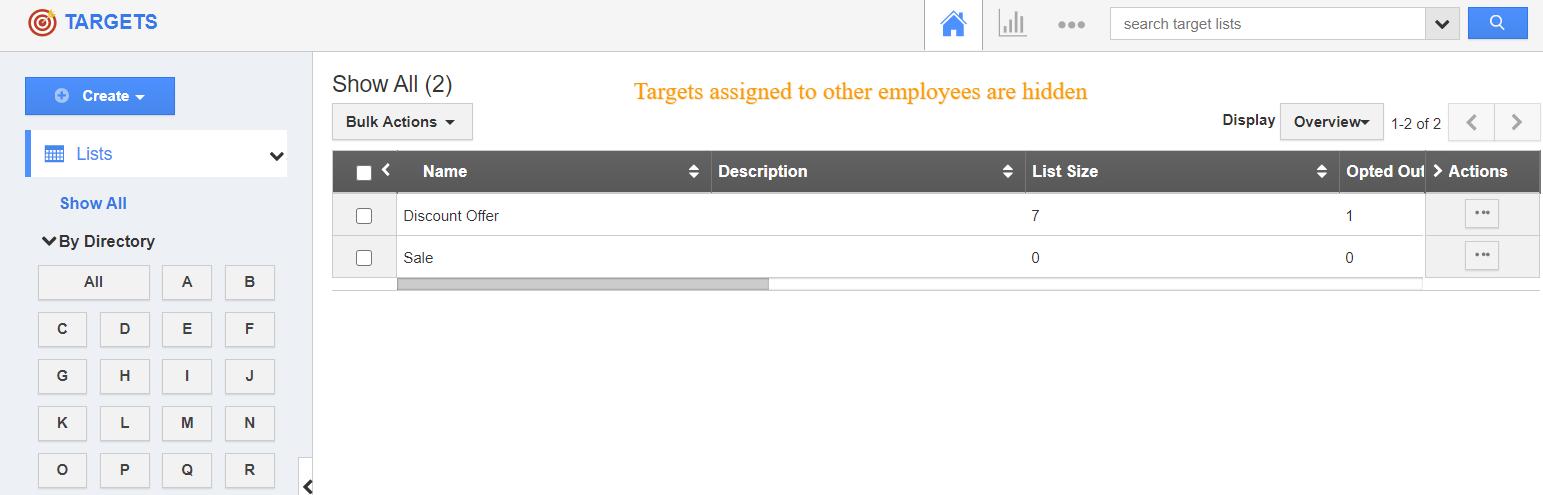 Employee No Acces