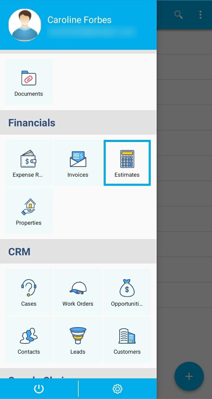 Apptivo Home Page