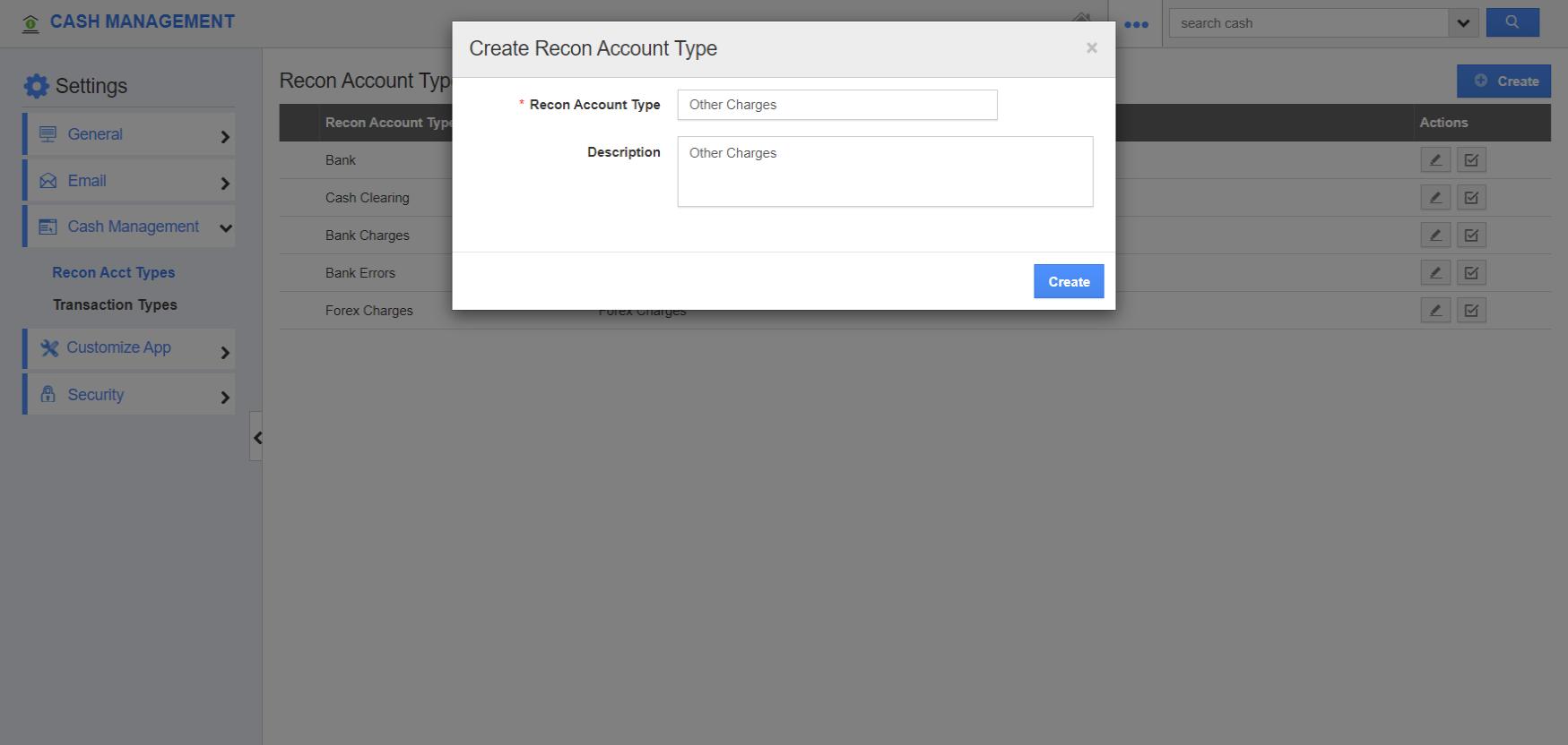 Create Type