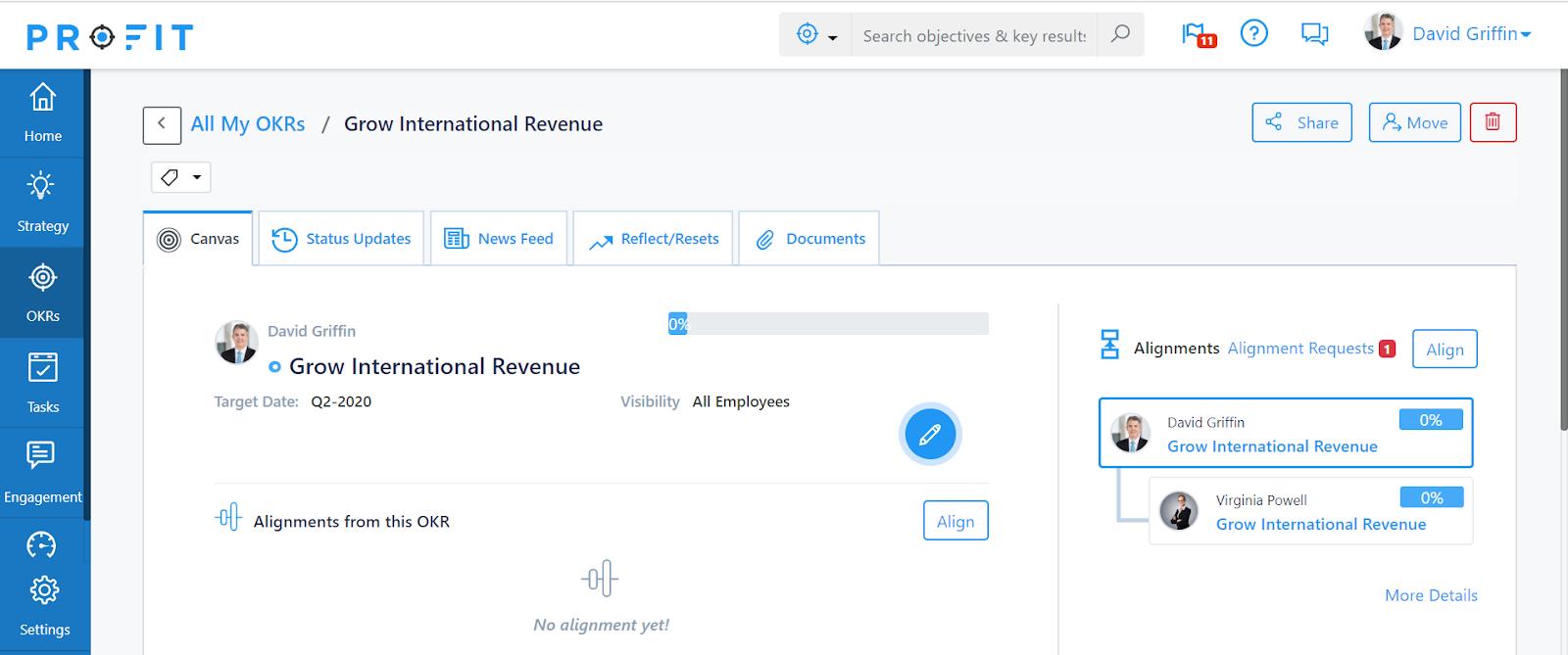 Grow International Revenue