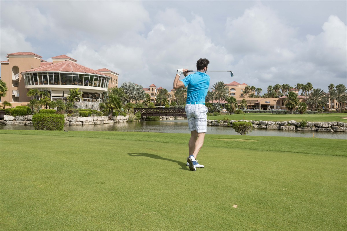 DIVI DUTCH GOLF AND VILLAGE RESORT
