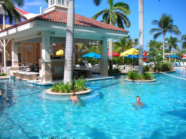 Marriot Aruba Surf Club