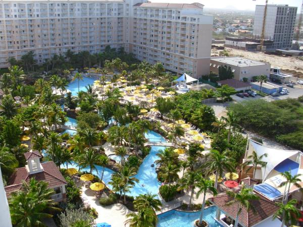 Marriot Aruba Surf Club